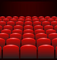 theatre 04 vector image vector image