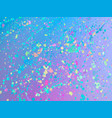 unicorn background with color ink fantasy vector image vector image