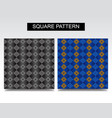 Square pattern set for ceramic or cloth or wall