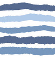 tile pattern with pastel blue and white stripes vector image vector image