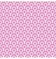 Venus symbol pattern vector image vector image
