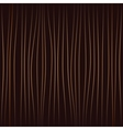 vertical curves brown vector image vector image