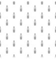 bottle pattern seamless vector image