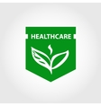 element design logo for health care vector image vector image