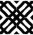 seamless monochrome pattern tiling graphic modern vector image vector image