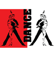 Dancing in the red light vector | Price: 1 Credit (USD $1)