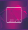 modern abstract background with shapes layered vector image