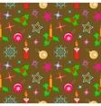Seamless christmas pattern Winter theme texture