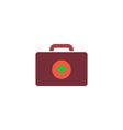 Medical box Icon vector image