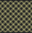 abstract seamless ornamental quatrefoil pattern vector image