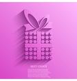 gift background Eps10 vector image