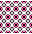 seamless pink colored pattern with abstract vector image vector image