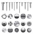 set screws nails