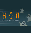 background card halloween style collection vector image vector image