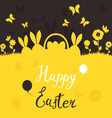 Easter6 vector image vector image