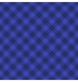 Seamless Blue Fabric Tartan Background vector image vector image