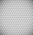 3D squares abstract background Gray colors vector image vector image