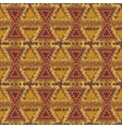 seamless tribal patterns vector image