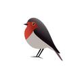 Robin Bird Clipart vector image vector image