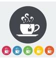 Tea icon vector image vector image