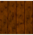 Wooden plank background vector image vector image