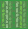 abstract green hues seamless background vector image
