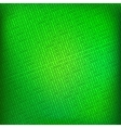 green background with digital binary matrix vector image vector image