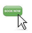 Book Now Button Click vector image