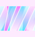 blue and pink abstract background with smooth vector image vector image