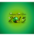 2015 Christmas Colorful Background vector image vector image