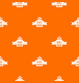 black friday ribbon pattern seamless vector image vector image