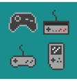 Pixel art - simple gamepads