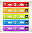 colorful free quote call to action buttons