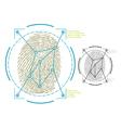 biometric biometric2 vector image