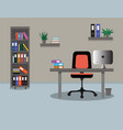 office concept vector image