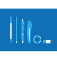 Office tool vector image