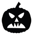 Jack O Lantern 2 vector image vector image