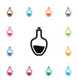 isolated rum icon cognac element can be vector image vector image