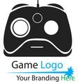 Gaming logo vector image