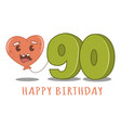 90th anniversary happy birthday