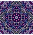 floral seamless pattern doodle graphic vector image