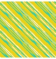 Multicolor striped pattern with diagonal lines vector image vector image