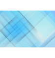 Abstract background light blue layered eps 10 vector image vector image