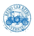 car logo design template vehicle or vector image vector image