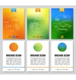 Colorful blurred summer holidays backgrounds Air vector image vector image