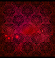 red drama background vector image vector image