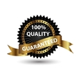 High quality label sign vector image