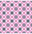 geometric seamless vintage ornamental pattern vector image vector image