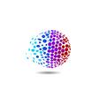 Golf Ball Concept vector image vector image
