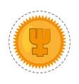 primecoin money golden commerce vector image vector image